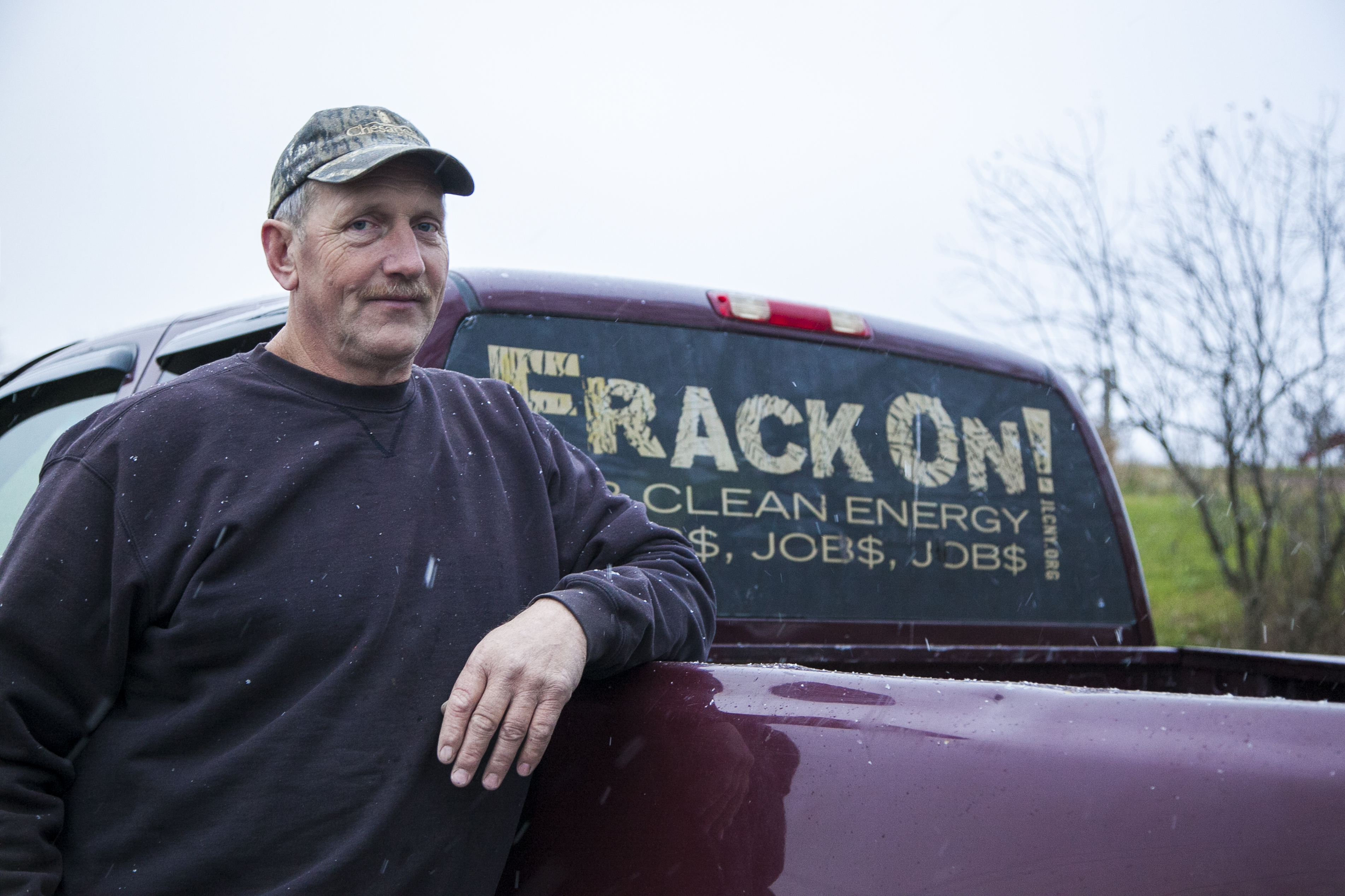 NYC Stands Against Fracking Waste Used to Melt Ice on Roads