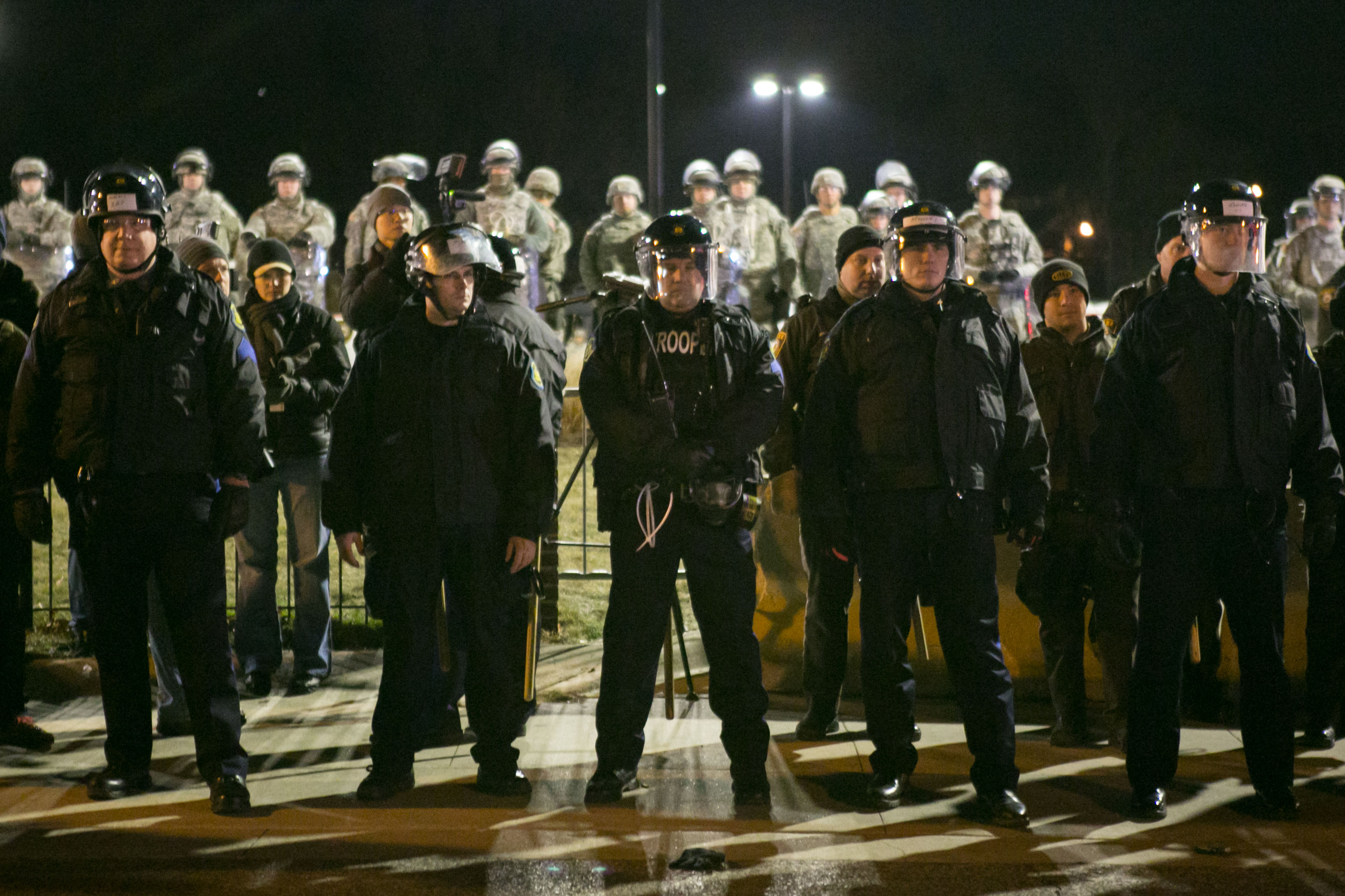 Why Police Abuse Doesn't Get Worse Than Ferguson