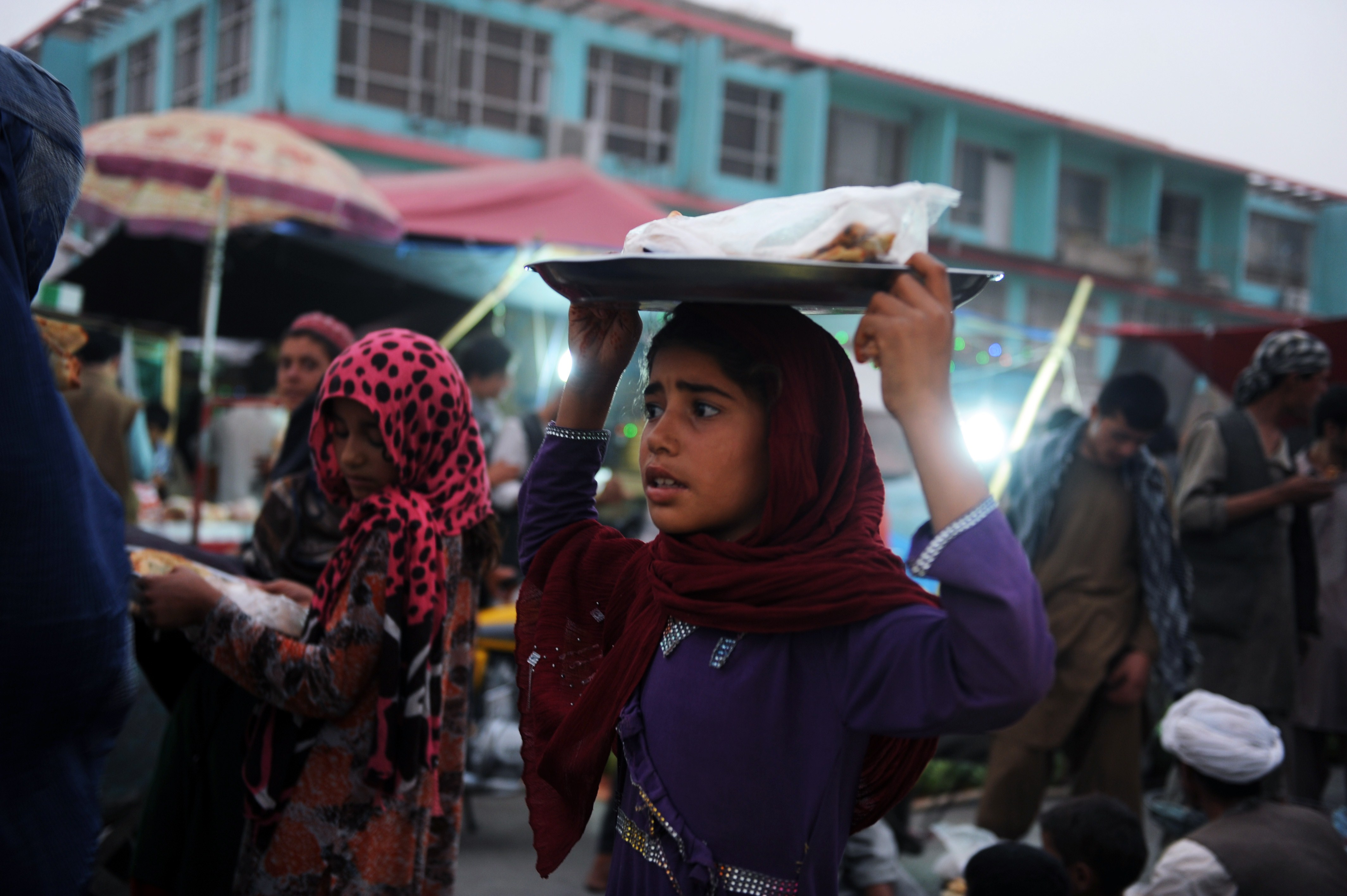 Girls' Education Is Key to Alleviate Poverty