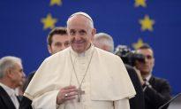 Pope Francis: EU Should Put Human Dignity at Center of Politics