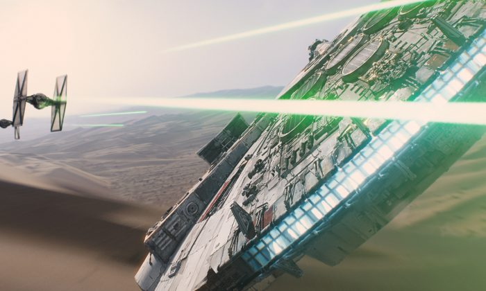 Star Wars: Episode VIII will come out May 26, 2017, according to reports on Thursday.  (AP Photo/LucasFilm, Disney)