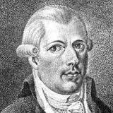 Illuminati founder Adam Weishaupt, engraved by Johann Friedrich Rossmässler (ca. 1775–1858). (Wikimedia Commons)
