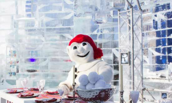 Snow Fun at the Quebec Winter Carnival