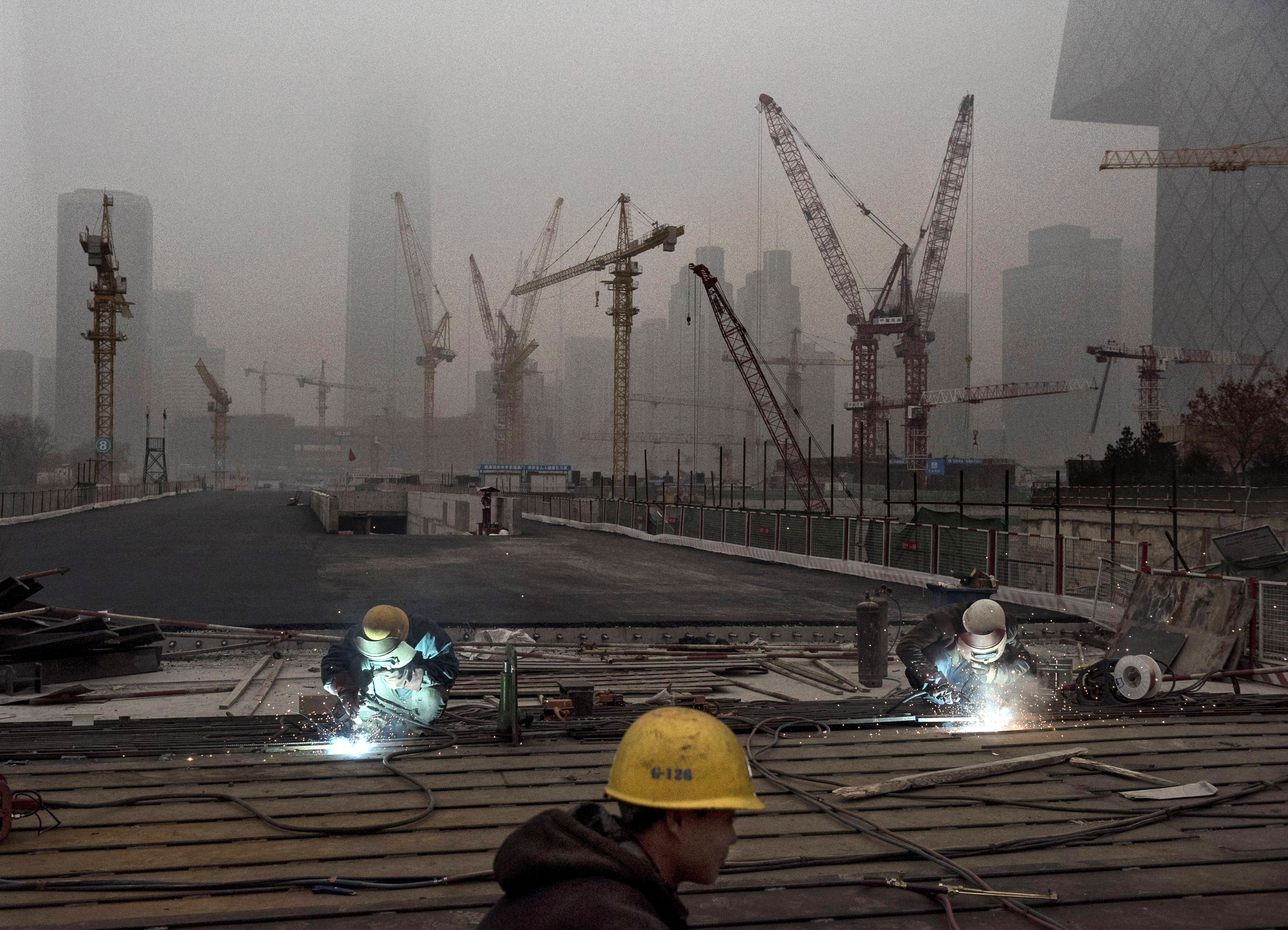 China's First GDP Miss in 17 Years