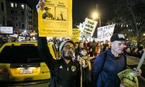 New York Braces for Grand Jury Decision of Its Own