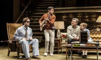 Theater Review: 'Sticks and Bones,' Memories Infused With Rage