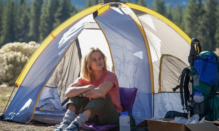 """Reese Witherspoon as Cheryl Strayed in """"Wild."""" (Fox Searchlight Pictures)"""
