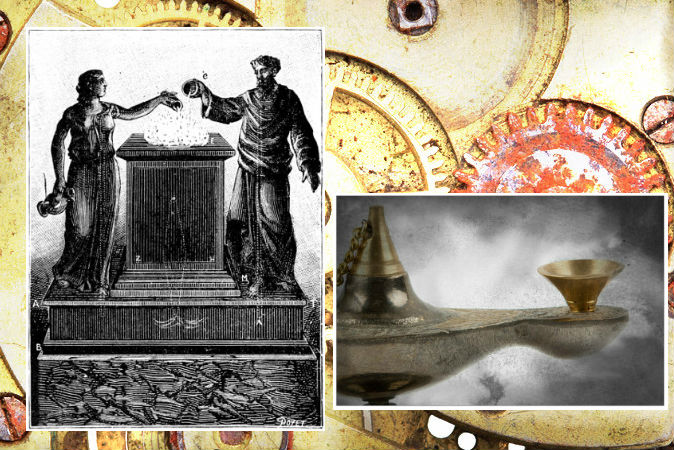How Ancient Greeks Took Trippy Journeys to the Land of the Dead