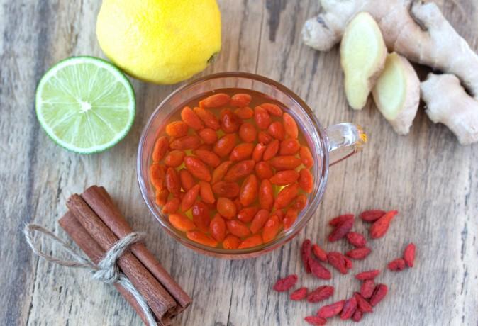 ягоды годжи рецепт чая-хв2
