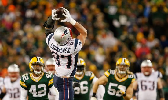 Patriots Rob Gronkowski Suspended for 'Dirty' Hit