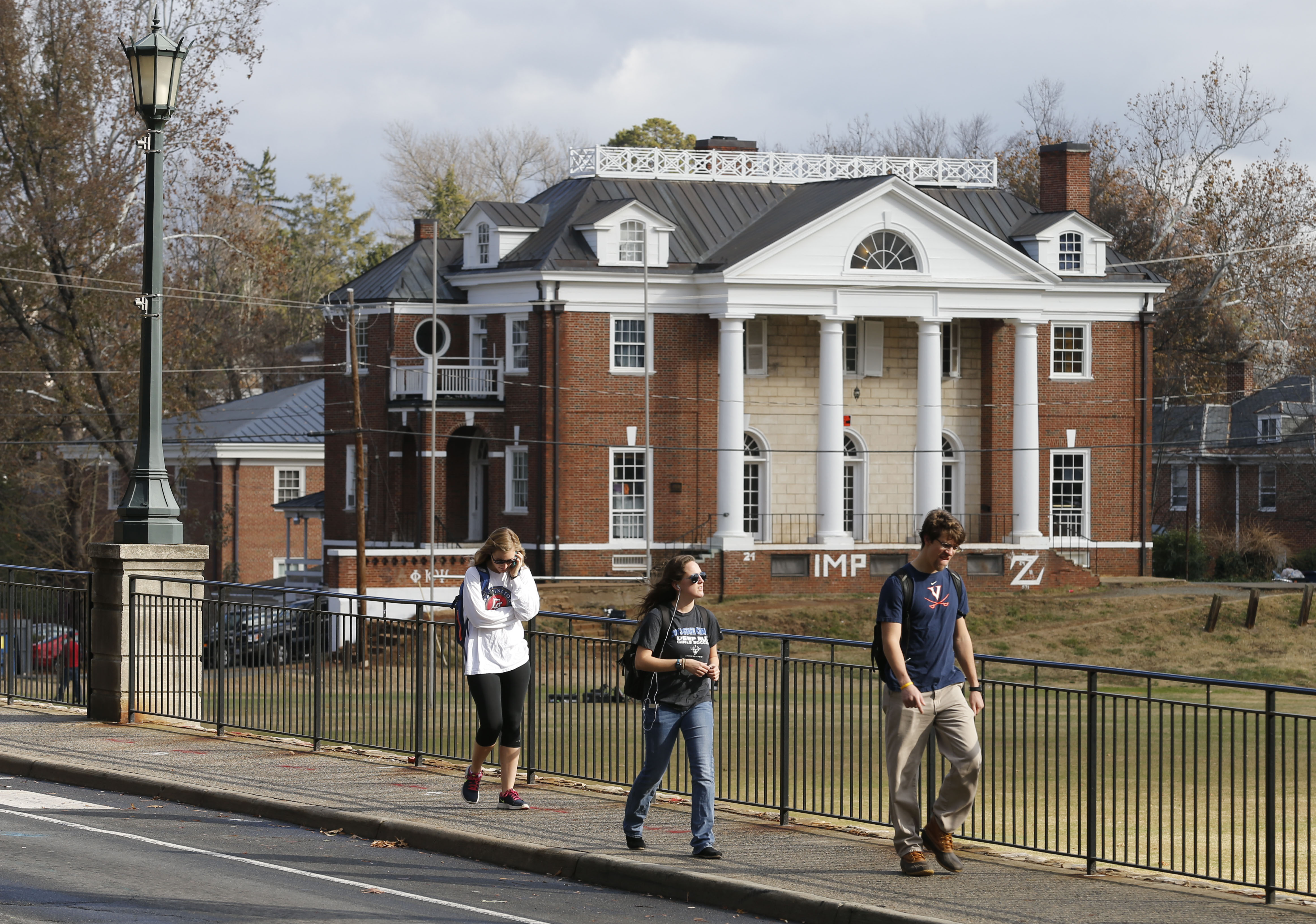 UNC Student Claims Rape By Football Player; Athlete Arrested