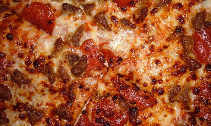 You're a vegetarian? But your subconscious ordered the Meat Lover's! (BrokenSphere, CC BY-SA)
