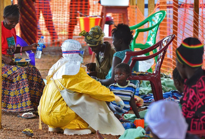 In Conversation With Nigel Crisp: Ebola Response and Lessons From African Health Leaders