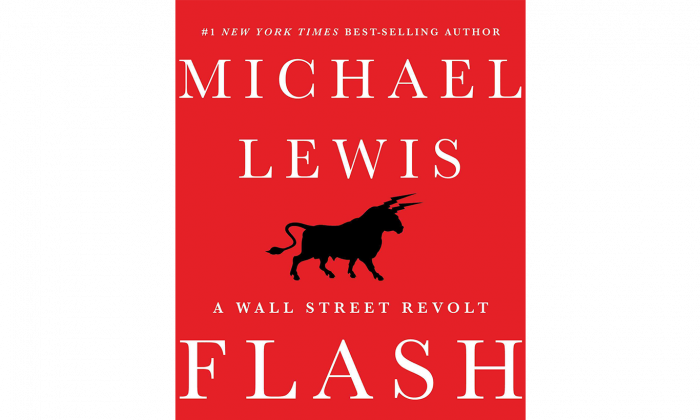 'Flash Boys: A Wall Street Revolt' (W. W. Norton & Company)