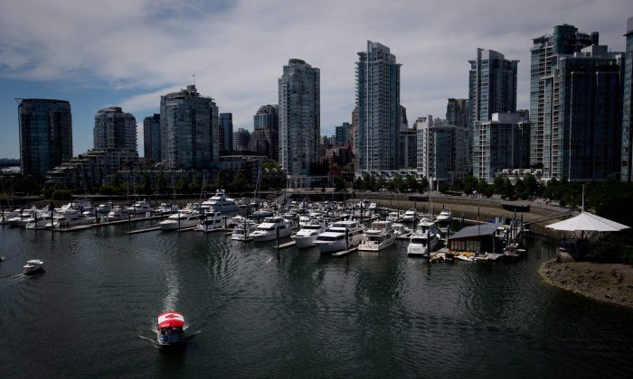 Vancouver's housing market is one of Canada's hottest and possibly most overvalued. (The Canadian Press/Darryl Dyck)