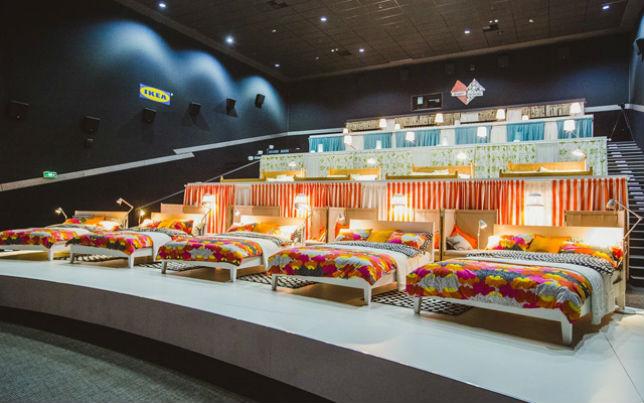 IKEA Russia Partners With Kinostar Deluxe MEGA Khimki Moskow