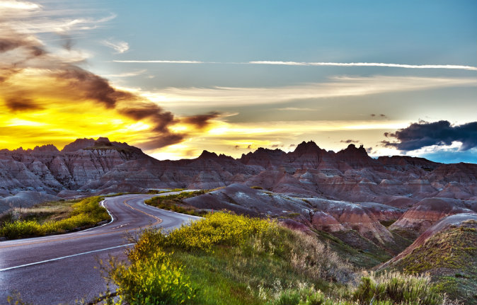 5 Gorgeous Adventure Travel Scenic Drives in America