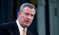 New York Mayor Calls for Support of Climate Action
