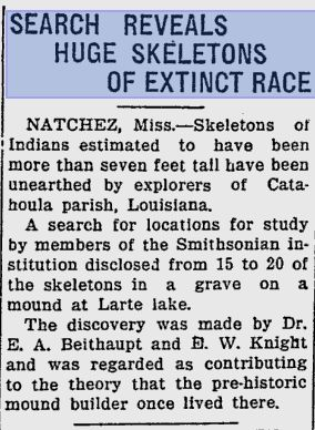 A clipping from the Sarasota Herald-Tribune, Jun 28, 1933.