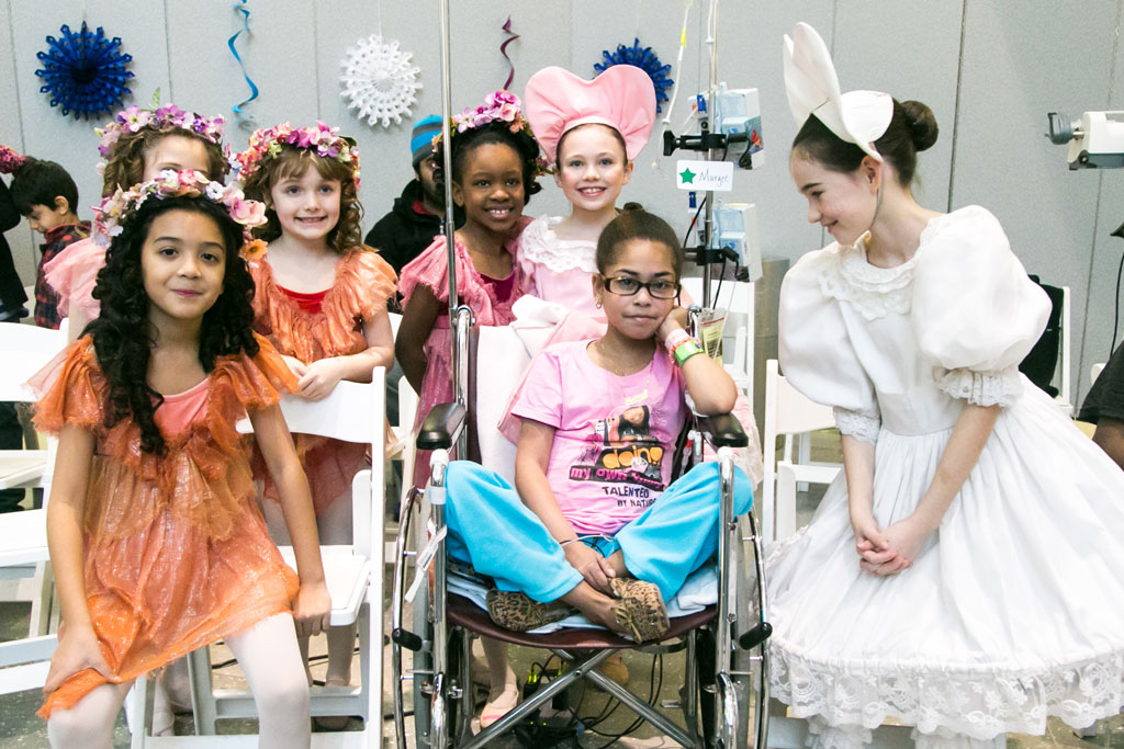 Children S Hospital Hosts Annual Holiday Ballet Art