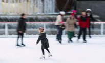 'Tis the Season for Ice Skating in New York City