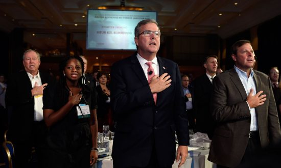 GOP Puts Up a Bigger Tent for Minority Challenge