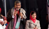 Nobel Peace Prize Winner From India Calls for 'Movement of Compassion'