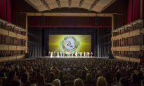 Shen Yun: 'I really love it,' Says Fashion Designer