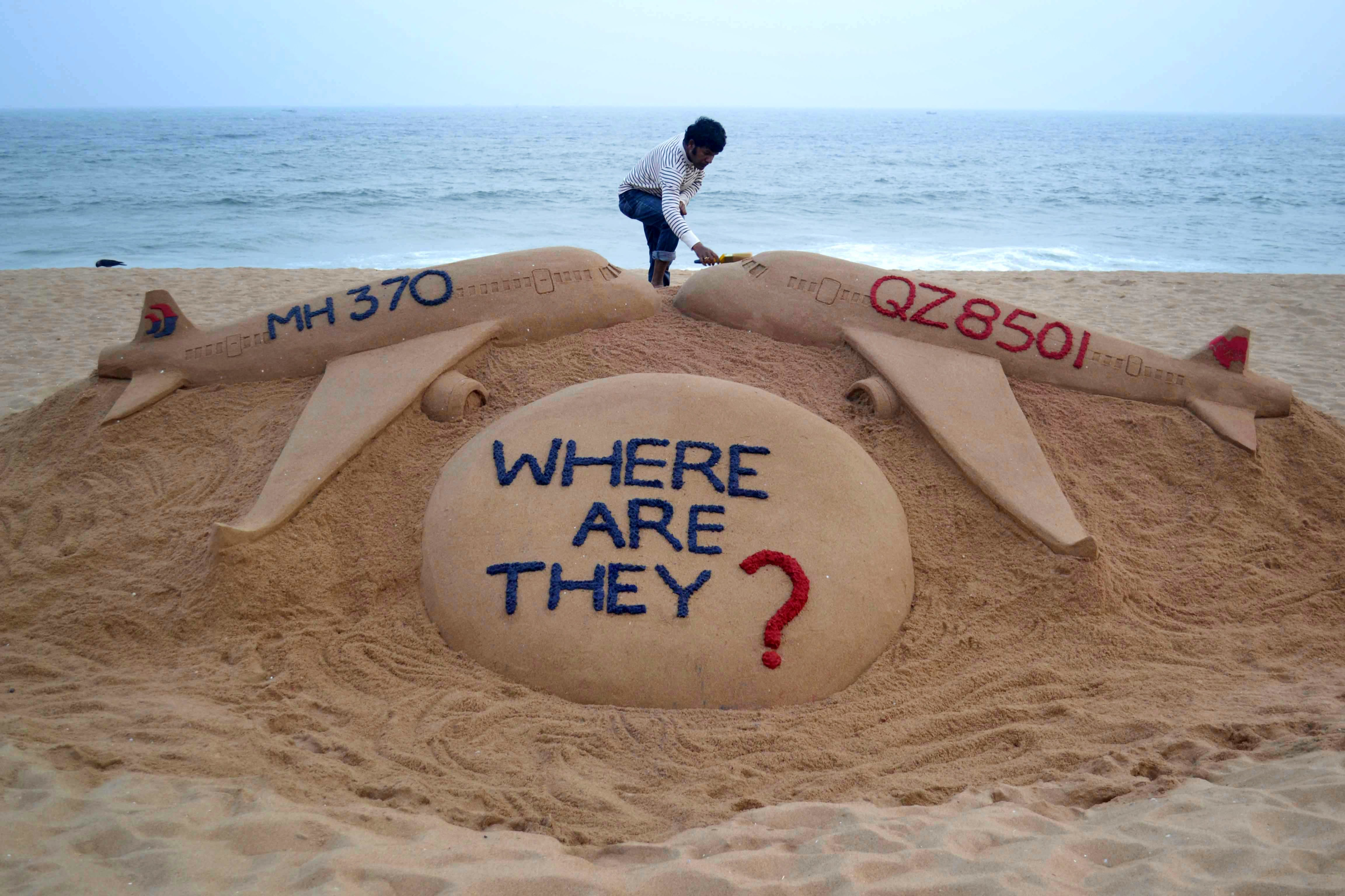 Malaysia Airlines Flight MH370: Not Even a Piece of Debris Has Been Found and it's Been One Year