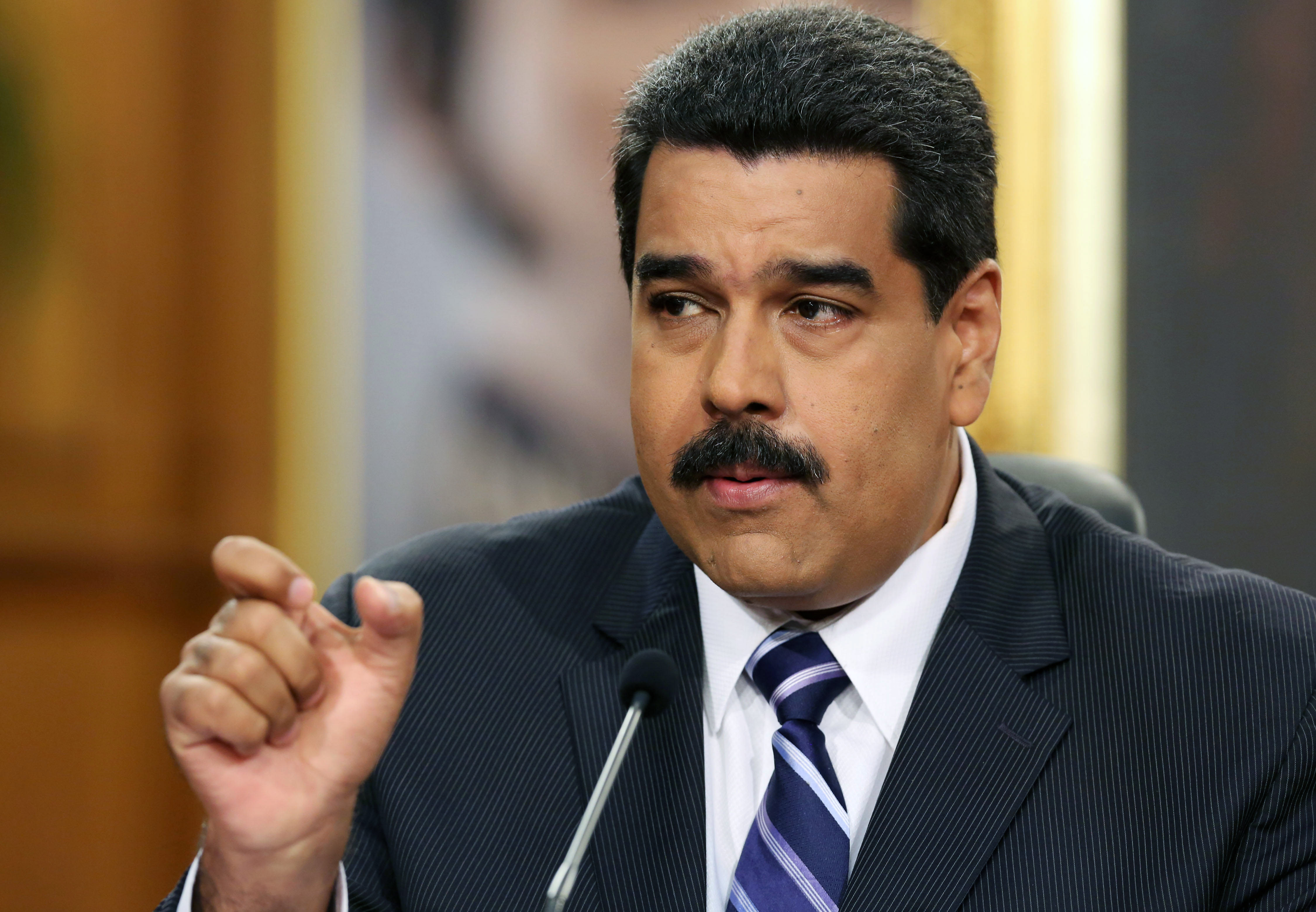 Economic Sense: Venezuela in the Running for the First Default of 2015