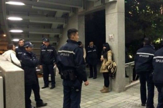 HK Happenings #3: Eric the Artist Arrested Again