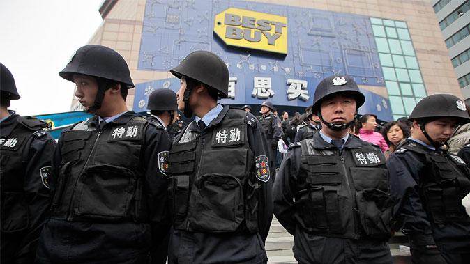 Amid Failed Promises Of Reform Us Companies Leave China
