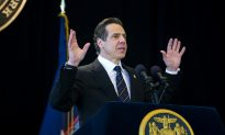 What NY Governor's Inaugural Speech Bodes for New York—and the Country