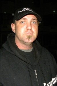 Mike, a medium working with Meadville Paranormal. (Courtesy of Meadville Paranormal)