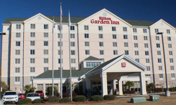 Florence south carolina home of the swamp fox the Hilton garden inn florence florence sc
