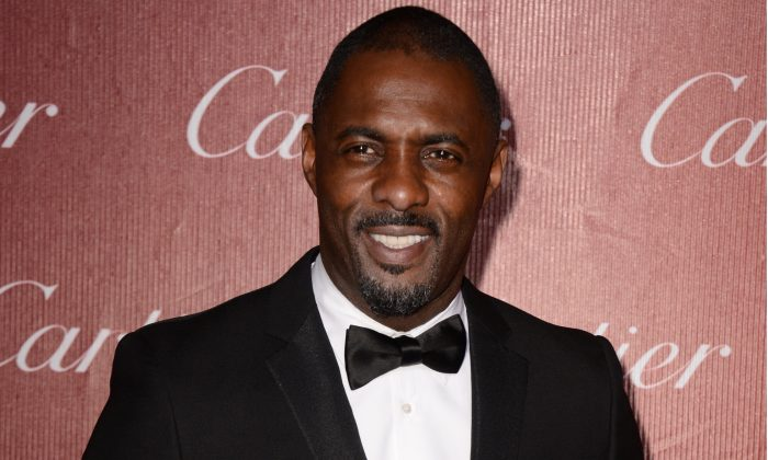 Idris Elba at the 2014 Palm Springs International Film Festival Awards Gala on Jan. 4, 2014. (Jordan Strauss/Invision/AP)