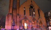 Fire in Catholic Church Brings Pain to the Corona Community