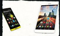 Archos Unveils Affordable 4G Diamond Smartphone and Helium Tablet Ahead of CES 2015