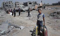 Official: Blast From Gaza War Ordnance Kills 4, Wounds 13