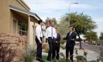 Obama Pushes Homeownership Steps In Once Hard-Hit Arizona