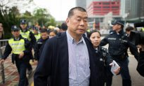Apple Daily Founder Jimmy Lai 'Arrested' for Joining Occupy Protests, Later Walks Free