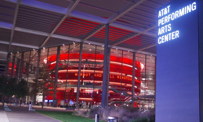 T&T Performing Arts Center, Winspear Opera House, in Dallas. (Courtesy of NTD Television)