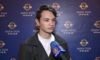 Shen Yun Inspires Hip-Hop Dancer