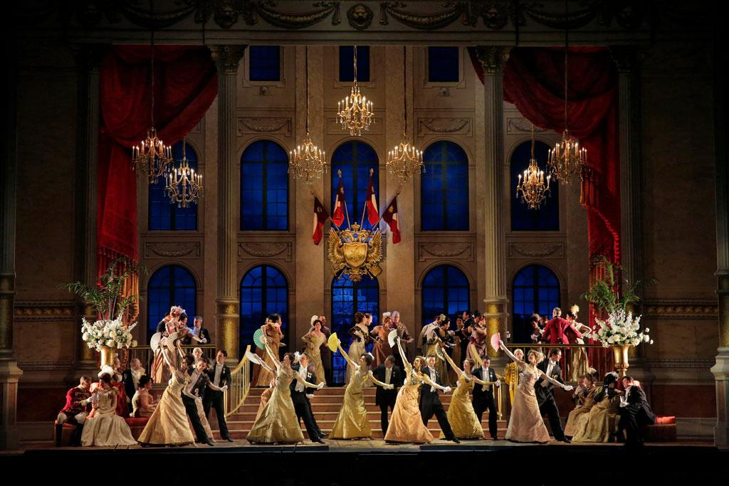 Met Season Starts With Verdi's Tragic Opera 'Otello'