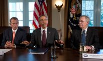 Obama Sits Down With Leaders of New GOP-Run Congress