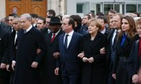 Europe Coming Together After France Attacks