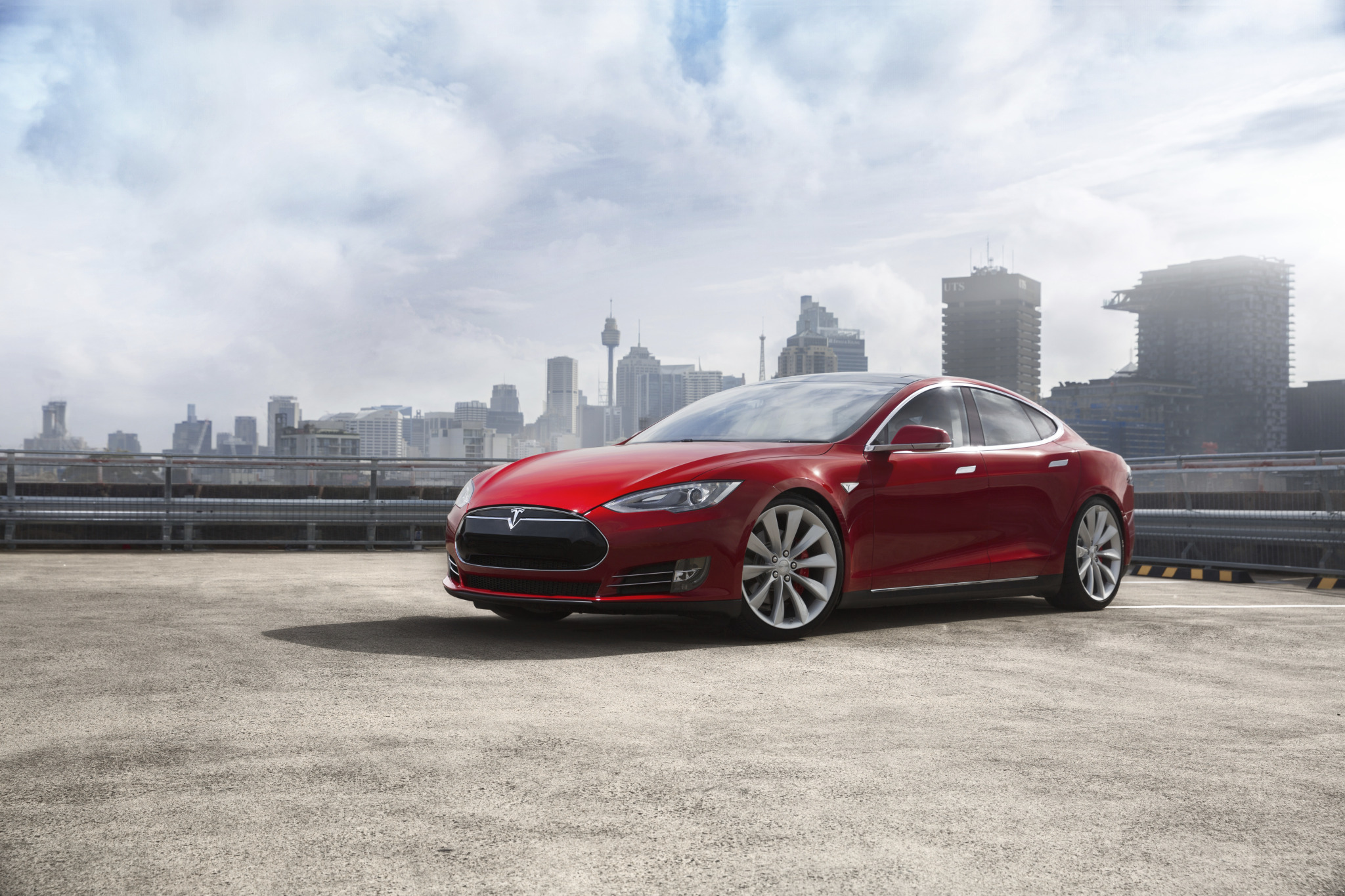Tesla Electric Cars Up For The Challenge Down Under Gate Circuits Teslas Sustainable Society Courtesy Of Motors