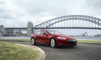 Tesla Electric Cars Up for the Challenge Down Under