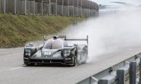 Next-Gen Porsche 919 LMP1-Hybrid Ready for Testing