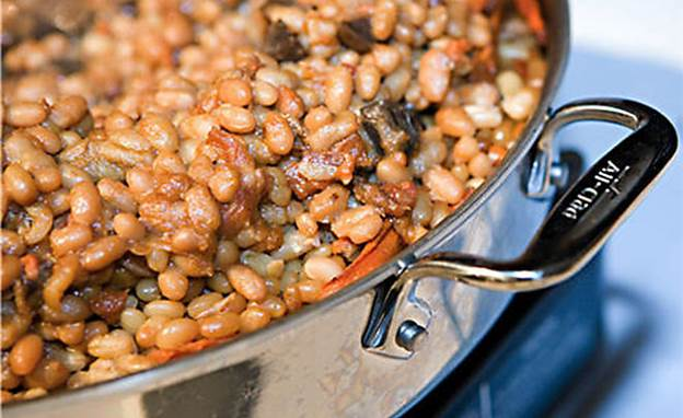 Cassoulet-Style Sausage 'n' Beans Recipes — Dishmaps